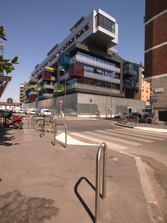 Appartamenti di Arkpabi | Case plurifamiliari