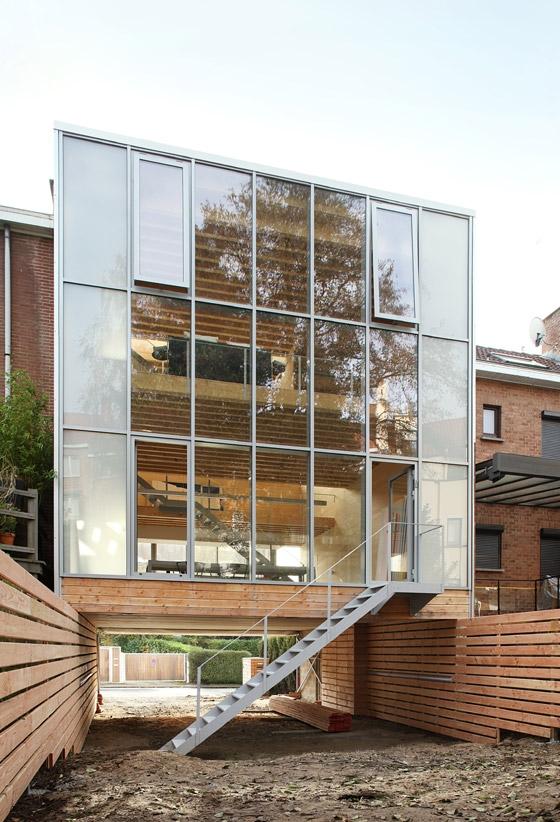Architect Gon Zifroni-Void House