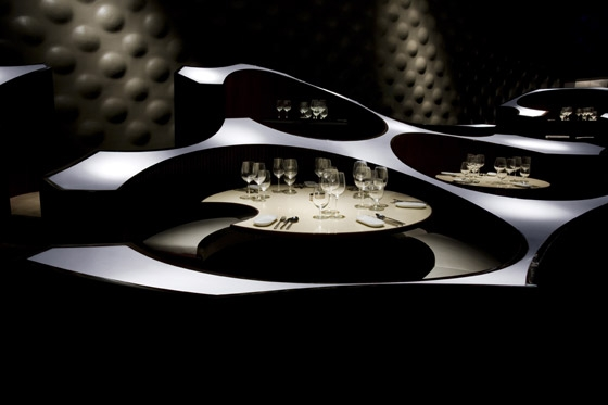 Blue Frog di AWA Architectural Lighting Designers | Ristoranti - Interni