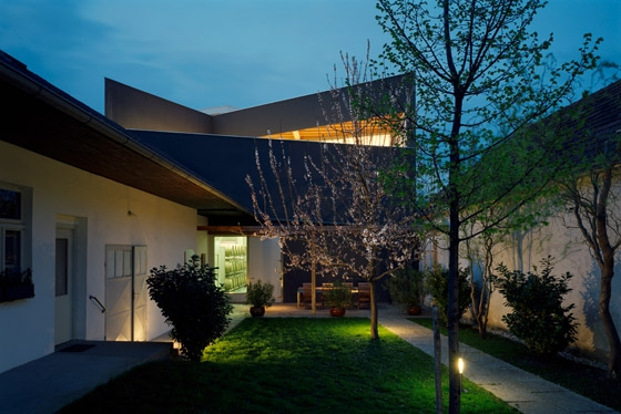 Architects Collective ZT GmbH-Erich Sattler Winery