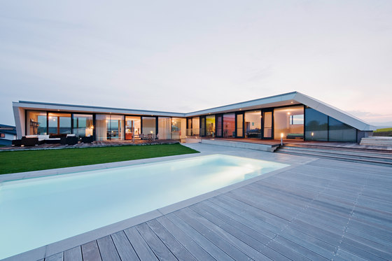 L-House de Architects Collective ZT GmbH | Casas Unifamiliares