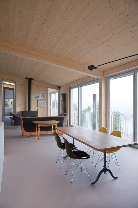 Minusio by SLIK Architekten GmbH | Detached houses