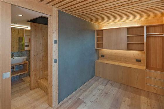 Umbau Raccard in Ferienwohnungen de arttesa | Espacios habitables