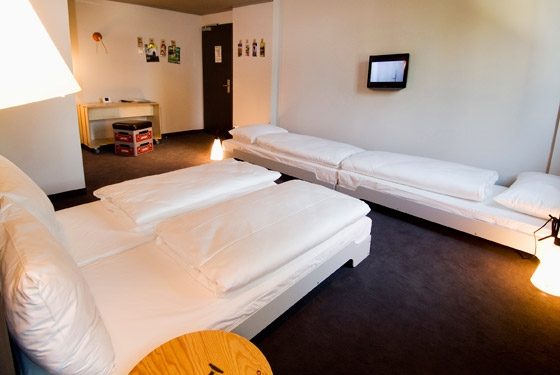 Hotel Superbude de Armin Fischer | Hoteles