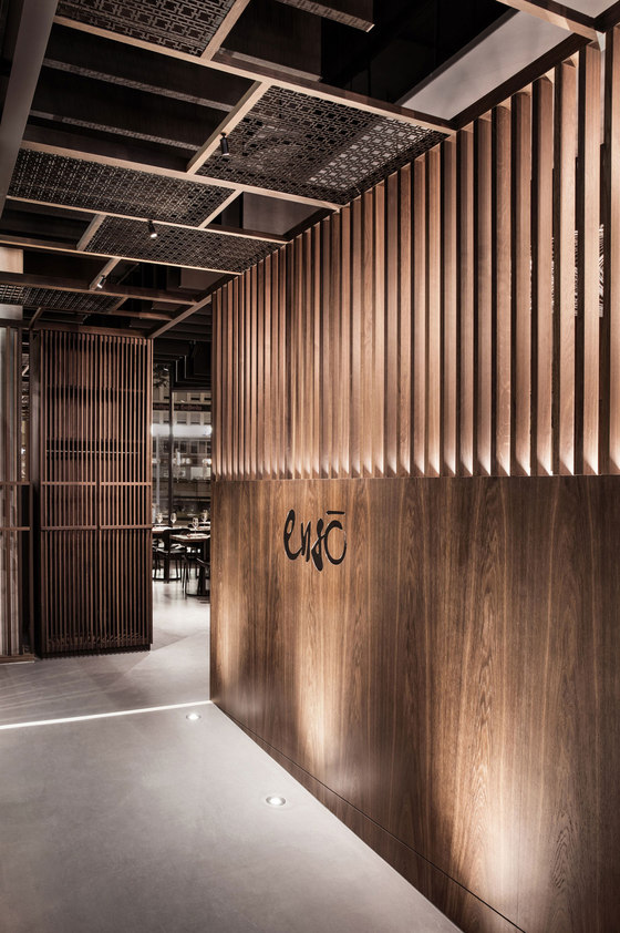 Enso by DIA - Dittel Architekten | Restaurant interiors