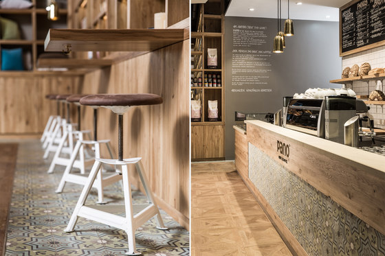 Pano Brot & Kaffee by DIA - Dittel Architekten | Café interiors