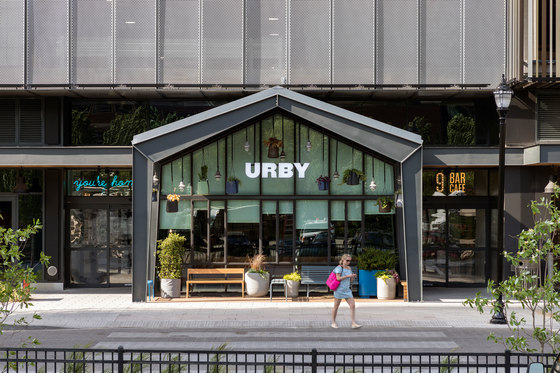 Jersey City Urby by concrete | Apartment blocks