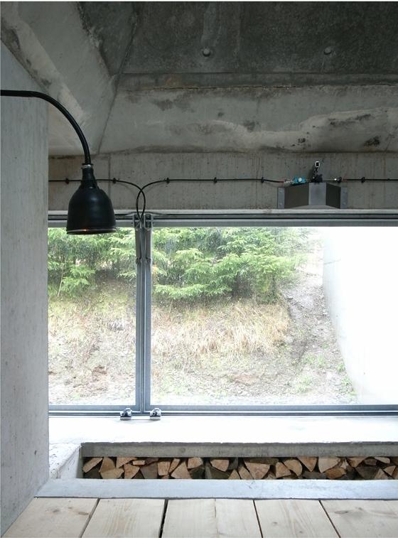 Hutznhaisl – Hut on Fichtelberg Mountain by AFF Architekten | Infrastructure buildings