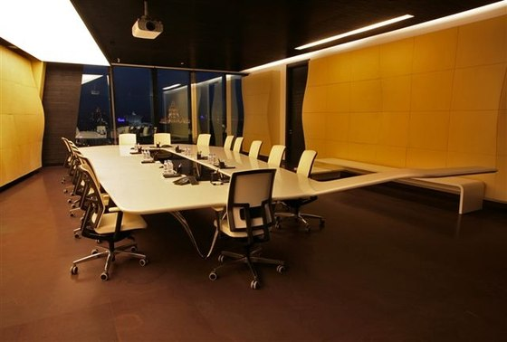 Capital Group by Iosa Ghini | Office buildings