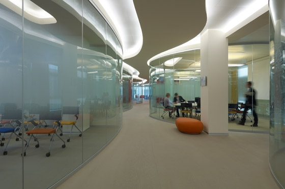 Headquarter Seat Pagine Gialle by Iosa Ghini | Office buildings