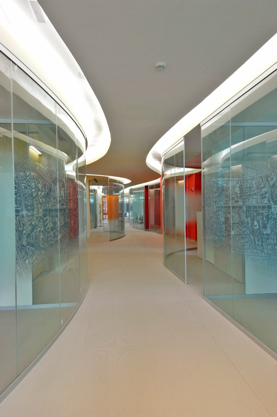 Headquarter Seat Pagine Gialle di Iosa Ghini | Edifici per uffici