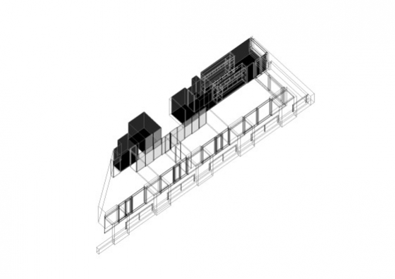 Barbican Flat de UTArchitects | Living space