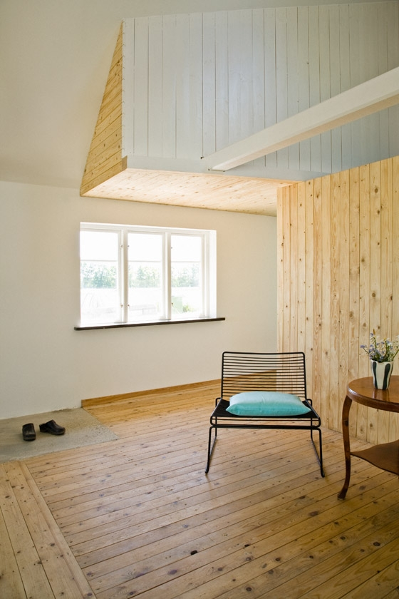Summerhouse Skåne di LASC studio | Case unifamiliari