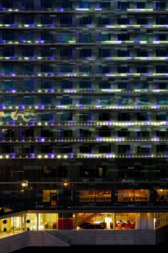 Rica Talk Hotel de ROSENBERGS ARKITEKTER AB | Hoteles