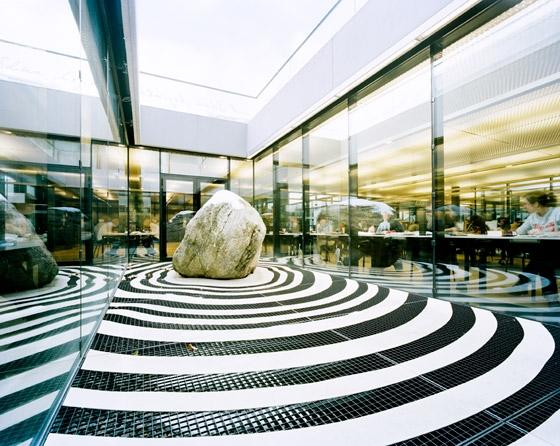 eck & reiter architekten-Universitäts- und Landesbibliothek
