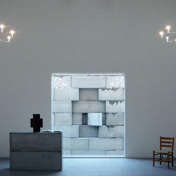New chapel in Ringkøbing by Vilhelmsen, Marxen & Bech-Jensen | Church architecture / community centres
