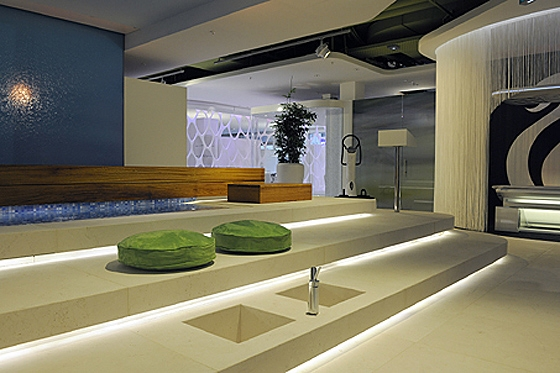 GEPLAN DESIGN-KLAFS flagship concept world