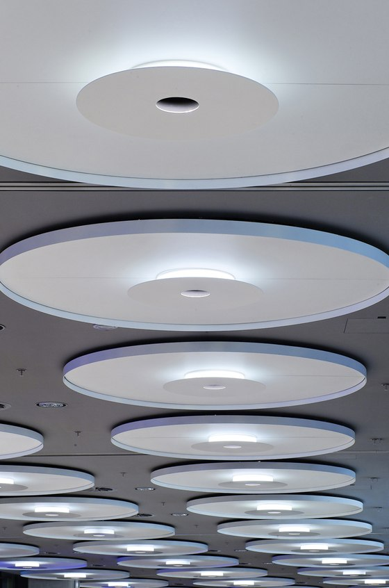 Olympia Hall von pfarré lighting design | Sportarenen
