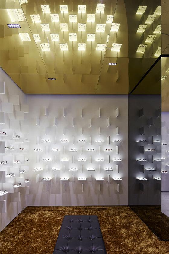 Bolon eyewear by pfarré lighting design shop interiors