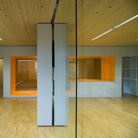 Forstwerkhof der Burgergemeinde de bauzeit architekten | Édifices sacraux / Centres communautaires