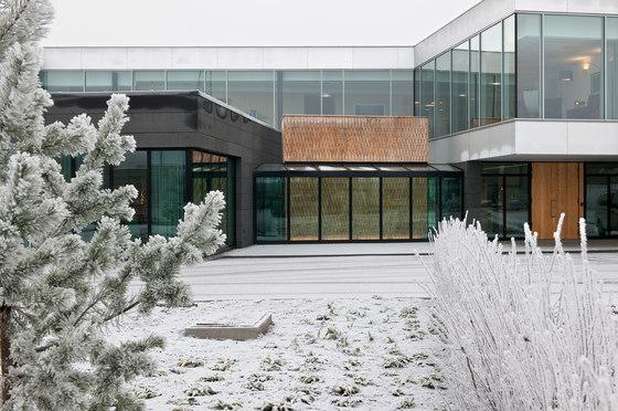 Gardemoen Airport Vip Building By Hille Melbye Arkitekter