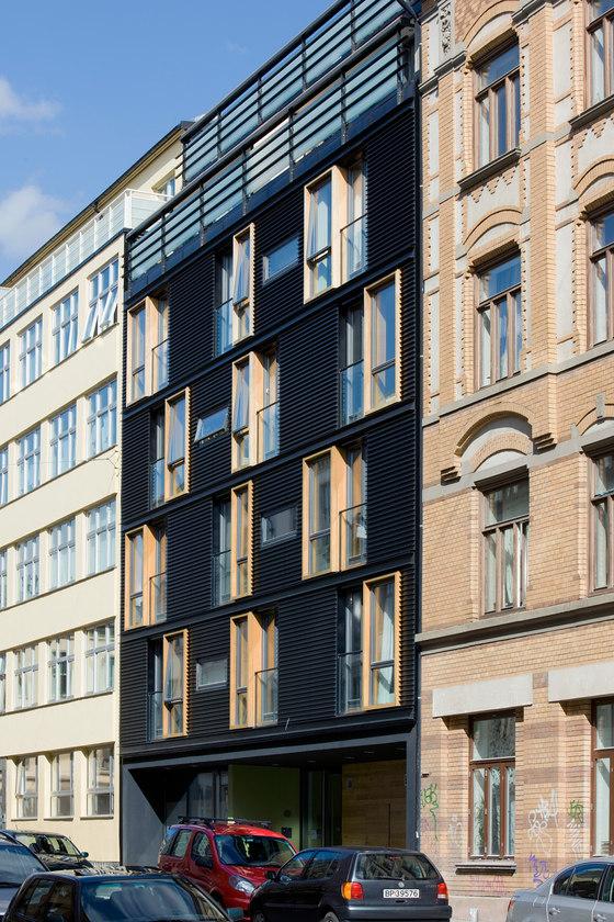 Wessel Atrium by Hille Melbye Arkitekter | Apartment blocks