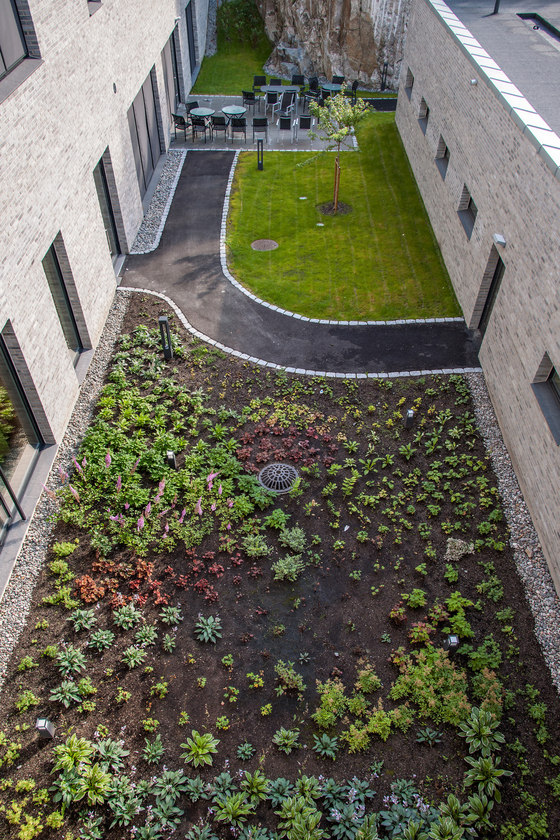 Southern Oslo psychiatric centre / OUS Mortensrud by Hille Melbye Arkitekter | Therapy centres / spas