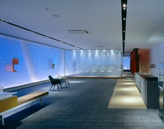 WARO KISHI + K.ASSOCIATES-Interoffice Osaka Branch / Showroom