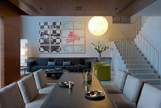 Weekend living by Rajiv Saini | Living space
