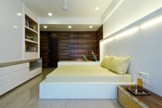 Mumbai Penthouse By Rajiv Saini Associates