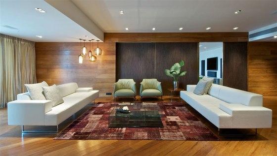Mumbai Penthouse By Rajiv Saini Amp Associates