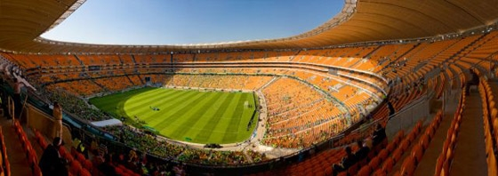 Boogertman + Partners Architects-Soccer City Stadium - 'THE MELTING POT'