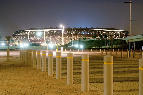 Soccer City Stadium - 'THE MELTING POT' von Boogertman + Partners Architects | Sportarenen