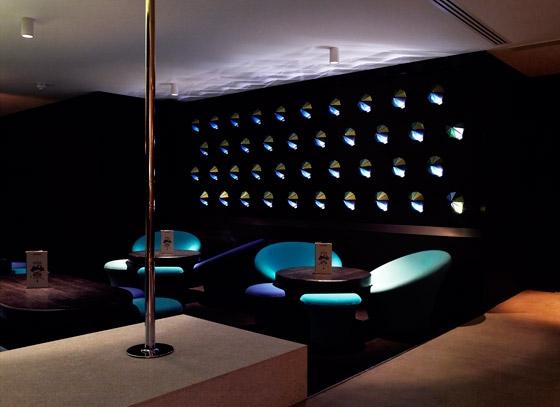 Circus by Tom Dixon | Café interiors