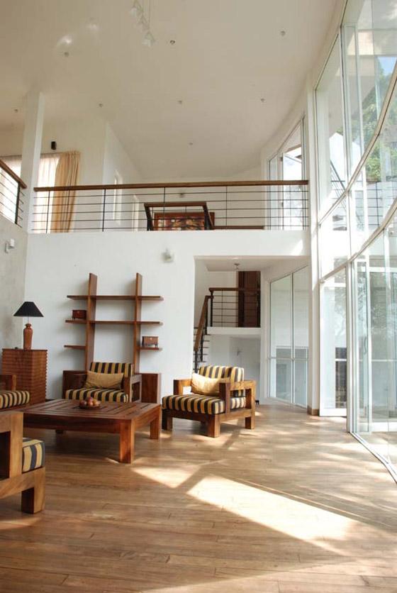 Jayampathi Aluvihare House von Channa Horombuwa & Jeeva Horombuwa | Einfamilienhäuser