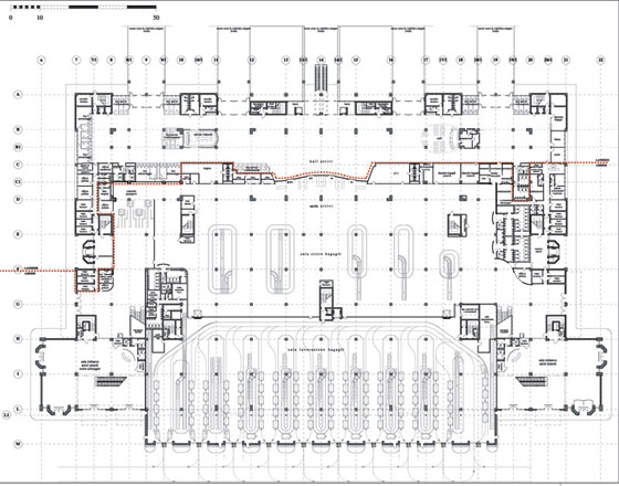 Neuer Fluggastterminal, Flughafen Marco Polo von STUDIO ARCHITETTO MAR | Flughäfen