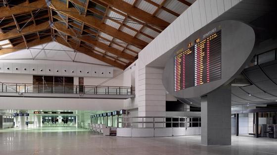 Nuova Aerostazione passeggeri dell'Aeroporto Marco Polo di STUDIO ARCHITETTO MAR | Aereopori