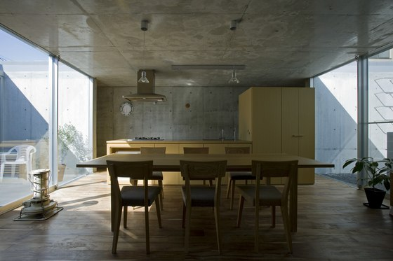 MON factory/House di EASTERN design office | Case unifamiliari