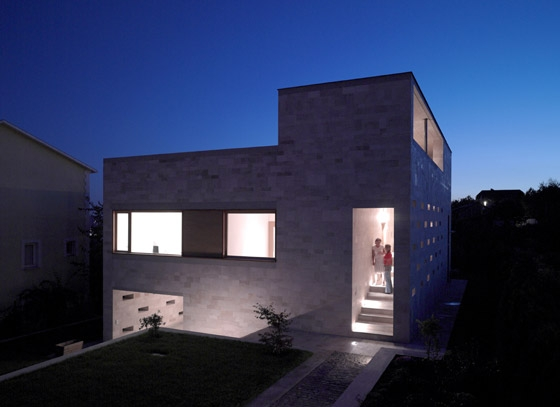 Private House by ZSK Architects | Detached houses
