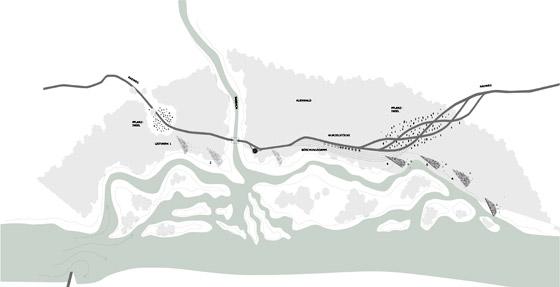 Murturm von terrain:loenhart&mayr | Denkmäler/Skulpturen/Aussichtsplattformen