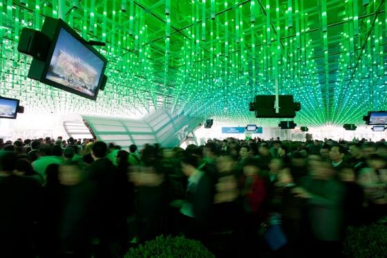 Dream Cube von ESI Design | Messe- und Ausstellungsbauten
