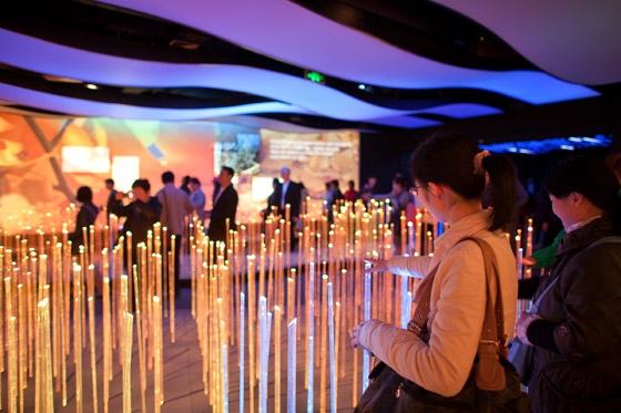 Dream Cube de ESI Design | Edificios para exposiciones / ferias