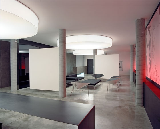 showroom tstudio by UP3 Architetti Associati | Office facilities
