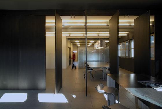 UP3 Architetti Associati-showroom tstudio