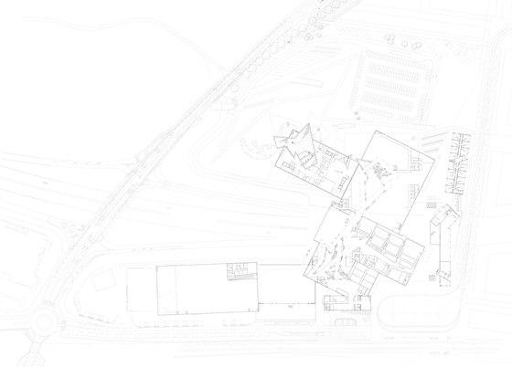 Studio Daniel Libeskind-Westside Shopping and Leisure Centre