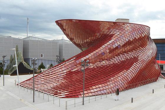 Vanke Pavilion for Expo 2015 in Milan von Daniel Libeskind | Temporäre Bauten