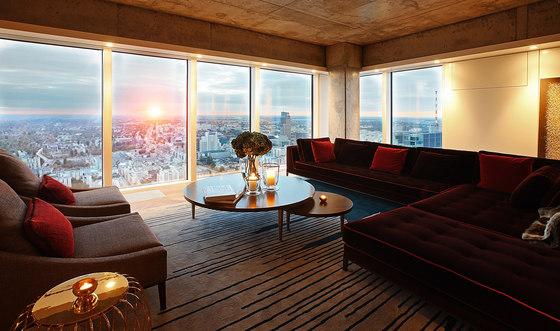 Zlota 44 by Daniel Libeskind | Apartment blocks