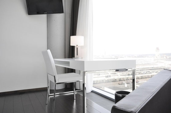 Hotel Hegau Tower by klm architekten | Hotel interiors
