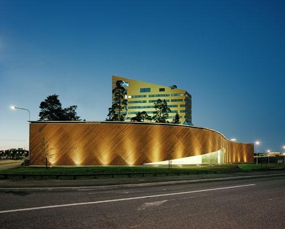 ARK-house Architects-Helsinki Seafarer's Centre