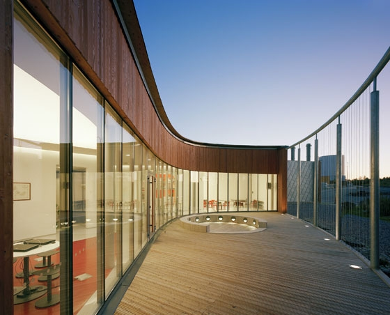Helsinki Seafarer's Centre di ARK-house Architects | Church architecture / community centres